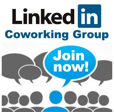 Linkedin Group Coworking Cowo