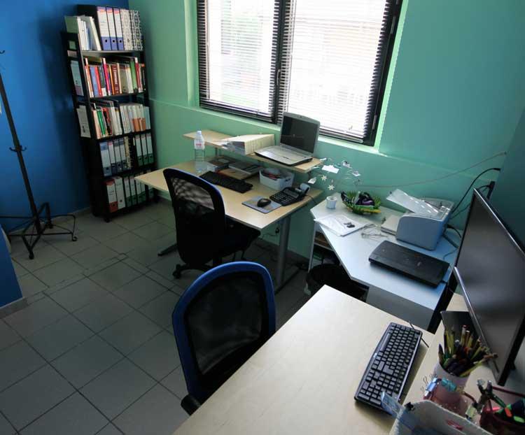 Ufficio in Coworking a Torino