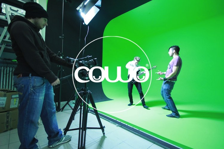 Coworking Torino Bliss Green Screen