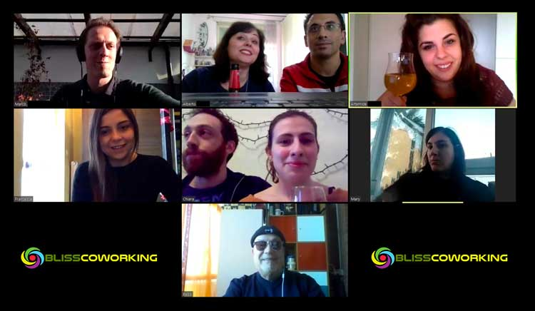 Coworking Torino Bliss Quarantena